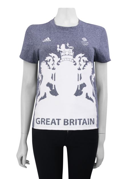 Camiseta Adidas By Stella McCartney Team GB Azul