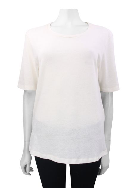 Camiseta Mixed Tecido Off-white