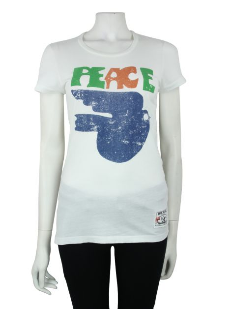 Camiseta True Religion Estampada Peace