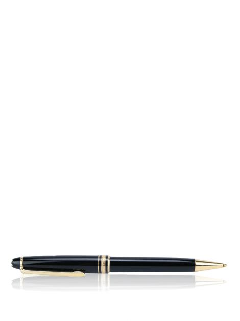 Caneta Mont Blanc Meisterstuck Classique Ouro