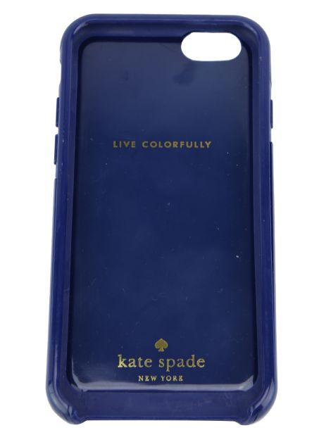 Capa Kate Spade Away We Go iPhone 6 Marinho