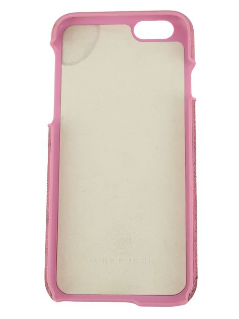 Capa Tory Burch Rosa Banana iPhone 6/6s