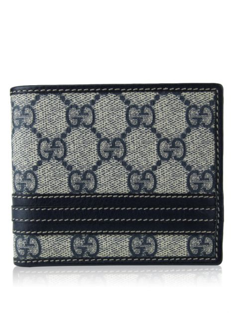 Carteira Gucci Canvas Monograma
