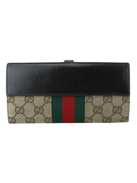 Carteira Gucci Estampa Guccissima
