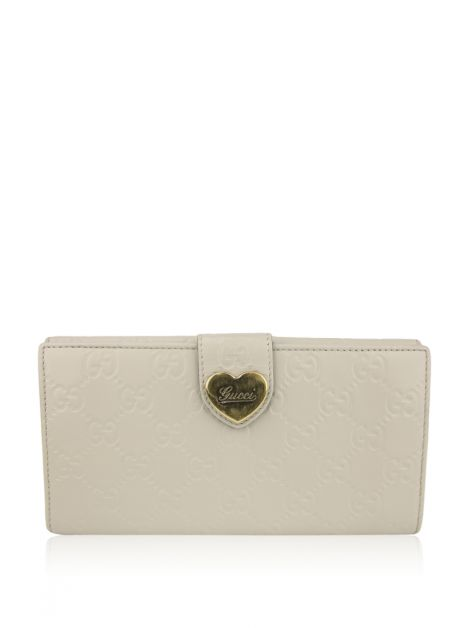 Carteira Gucci Heart Continental