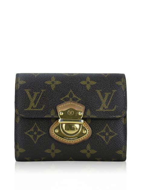 Carteira Louis Vuitton Joey Monograma