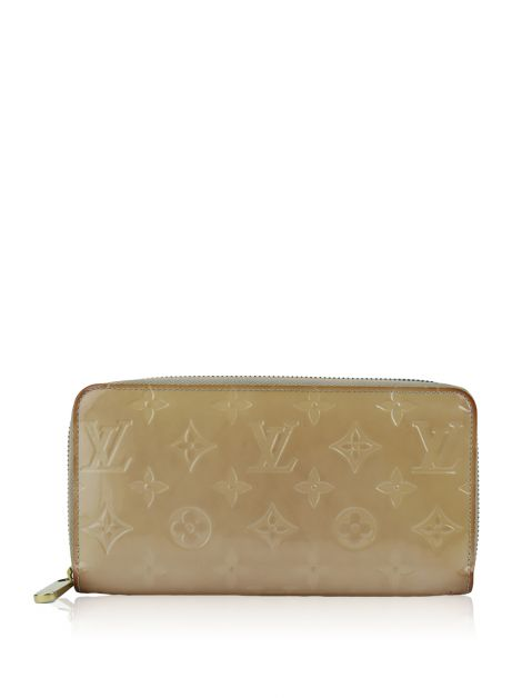 Carteira Louis Vuitton Zippy Organizer Verniz