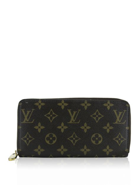 Carteira Louis Vuitton Zippy Monograma