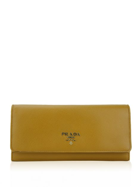 Carteira Prada Continental Flap Multicolor