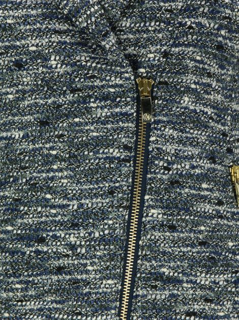 Casaco Armani Jeans Tweed Bicolor