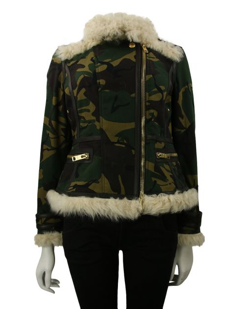 Casaco Burberry Brit Camouflage Militar