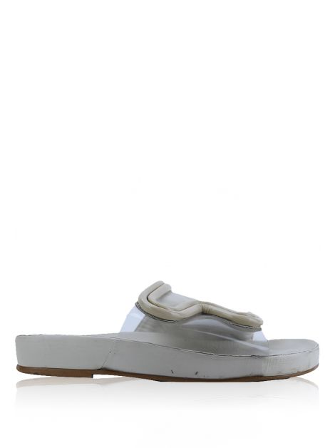 Chinelo Cris Barros Sunrise Off White