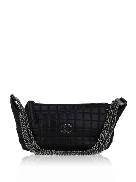 Bolsa Chanel Chocolate Bar Multi Chain