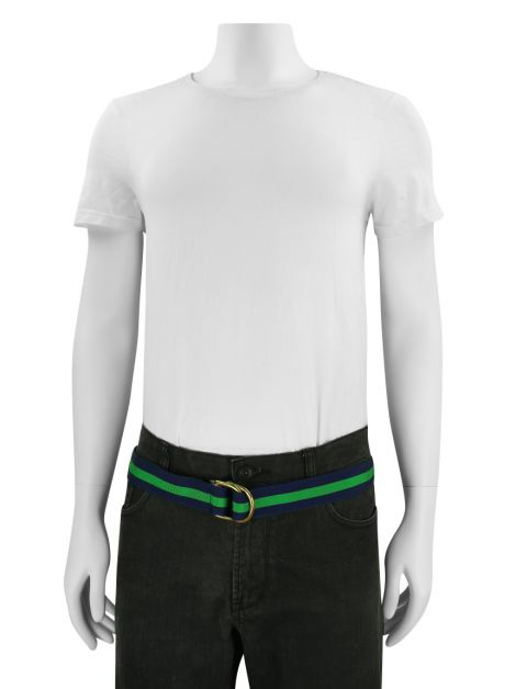 Cinto Polo by Ralph Lauren Bicolor Masculino