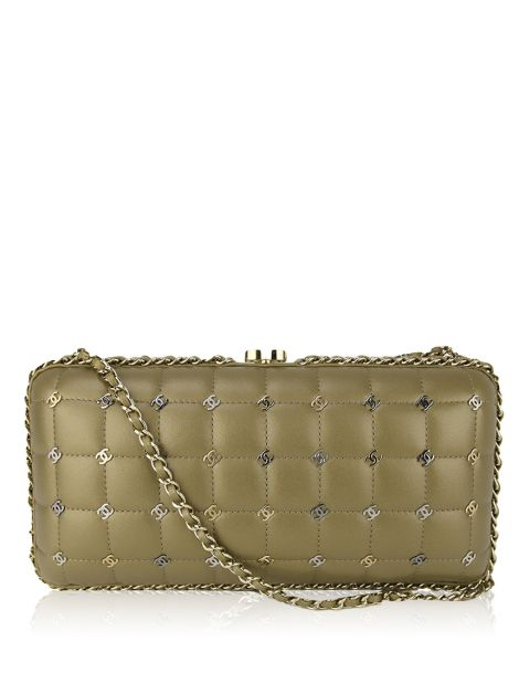 Clutch Chanel Chain Box
