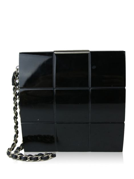 Clutch Chanel Lucite Box