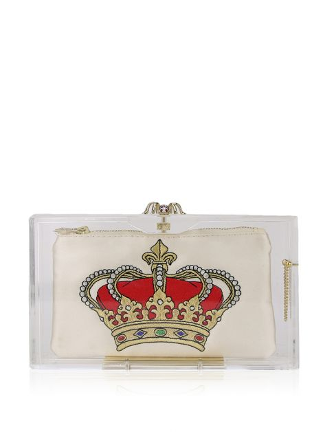 Clutch Charlotte Olympia Pandora Great Britain