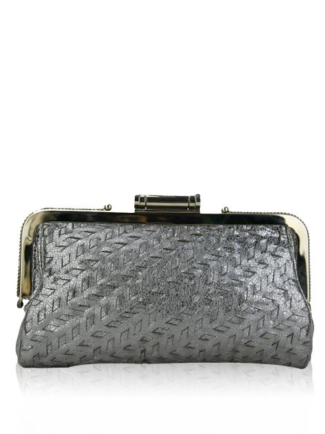 Clutch Cris Barros Metalizada