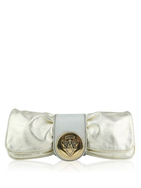 Clutch Gucci Hysteria Clutch Bag Dourada
