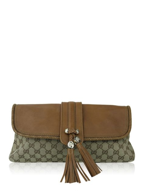 Clutch Gucci Marrakesh GG Canvas