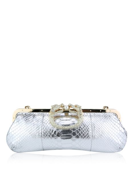 Clutch Gucci Tom Ford Dragon Clutch Python