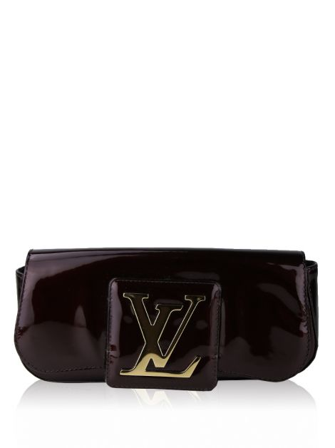 Clutch Louis Vuitton SoBe Amarante