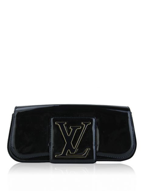 Clutch Louis Vuitton SoBe Black Magnetique