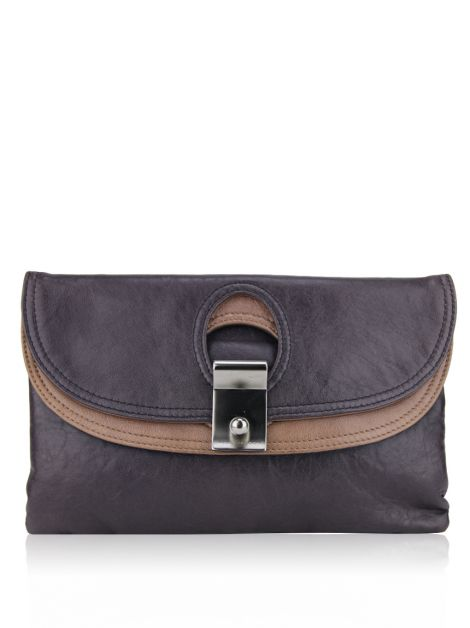 Clutch Marc Jacobs Couro Bicolor
