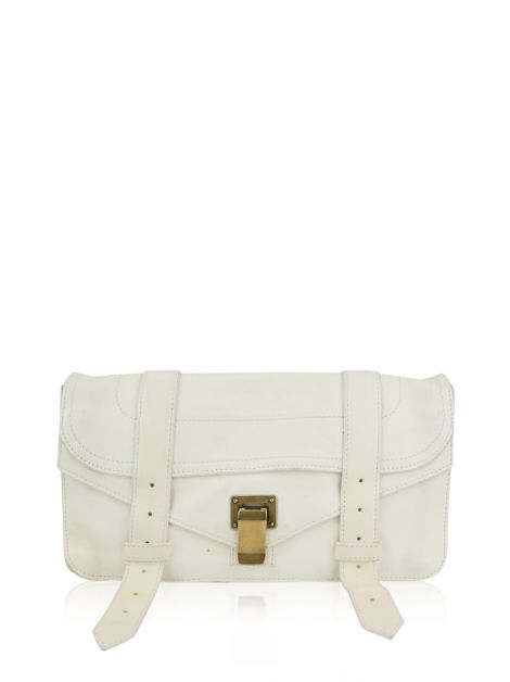 Clutch Proenza Schouler PS1 Off White