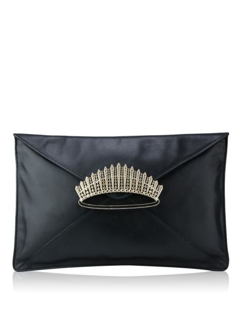 Clutch Red Valentino Envelope Preta