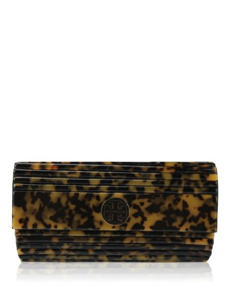 Clutch Tory Burch Acetato Estampado