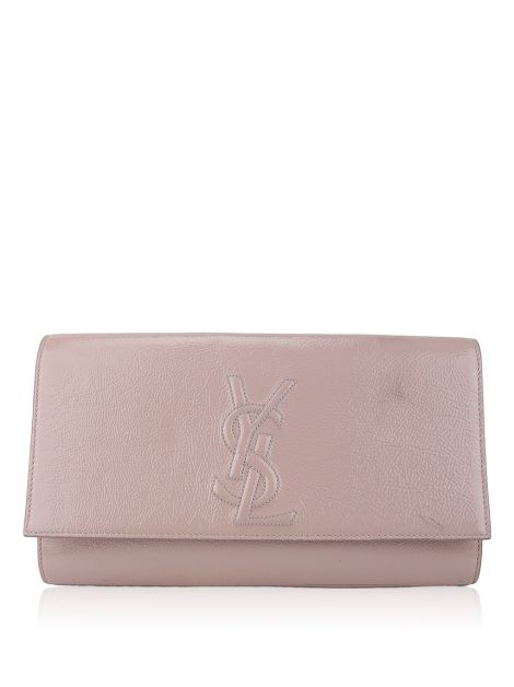 Clutch Yves Saint Laurent Rosê