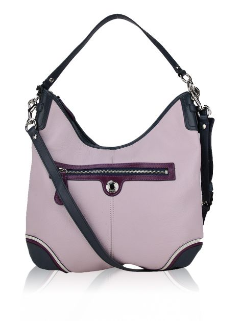 Coach Laura Convertible Hobo
