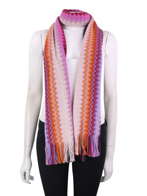Conjunto Missoni Chevron Multicolor