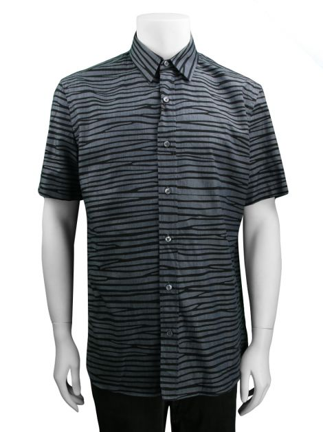 Camisa Louis Vuitton EPI Cambray Shirt Masculina