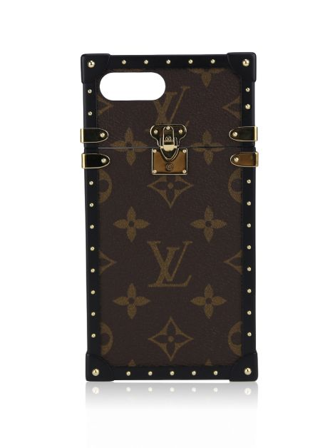 Capinha Louis Vuitton Eye Trunk iPhone 7 Plus