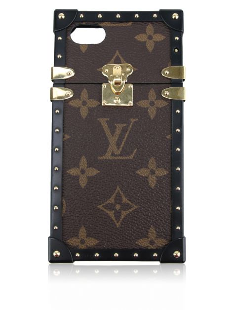 Capinha Louis Vuitton Eye-Trunk iPhone 7