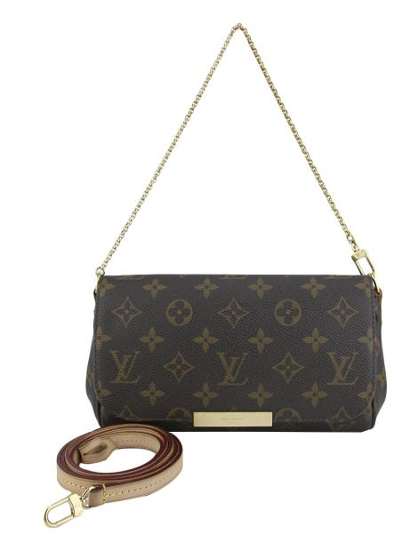 Bolsa Louis Vuitton Favorite Canvas PM