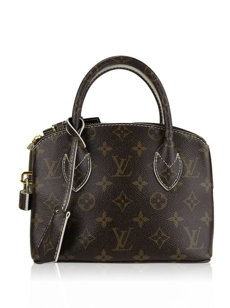Bolsa Louis Vuitton Fetish Lockit BB Monograma