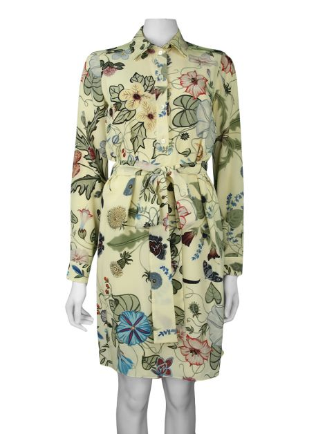 Vestido Gucci Flora by Kris Knight