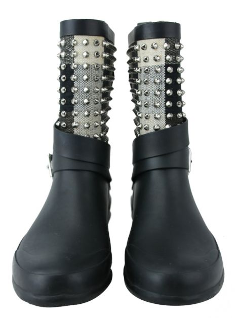 Galocha Burberry Spikes Preto