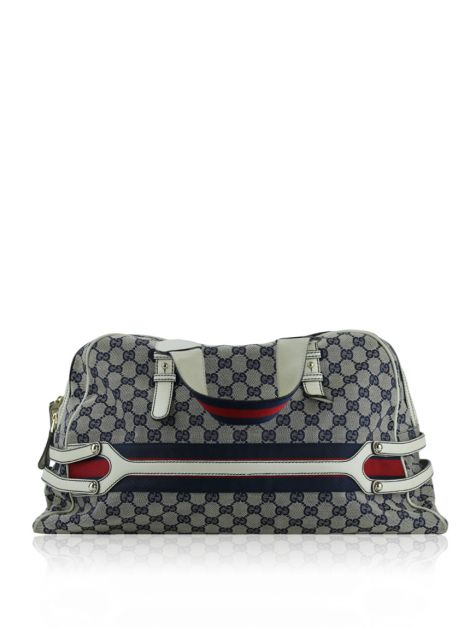 Bolsa Gucci Grace Boston Guccissima