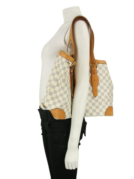 Bolsa Louis Vuitton Hampstead Azur Canvas