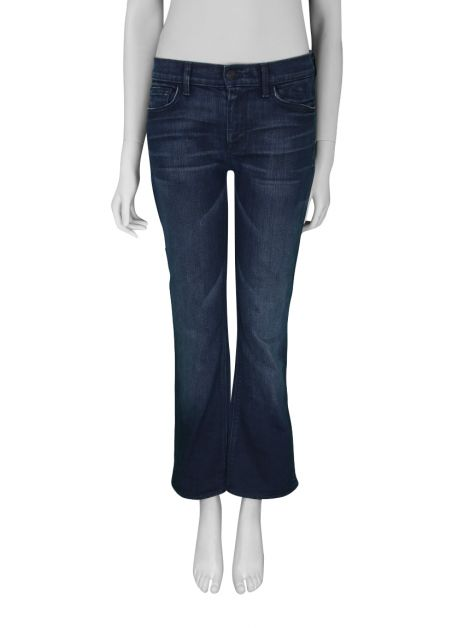 Calça Seven For All Mankind High Waist Bootcut Jeans