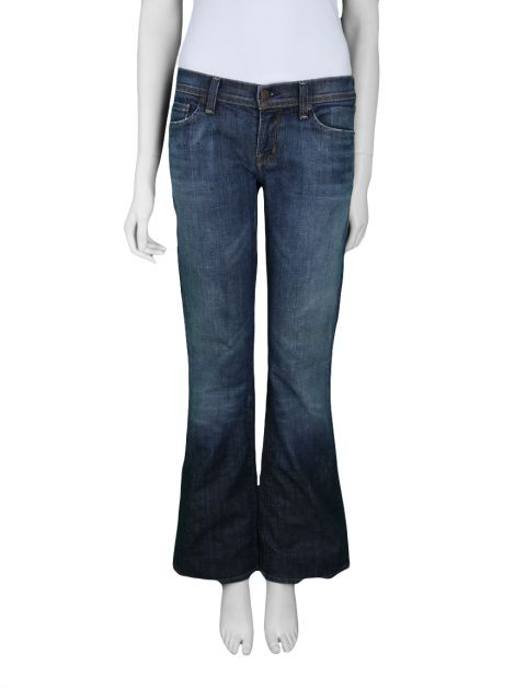 Calça Citizens Of Humanity Low Waist Flair Jeans