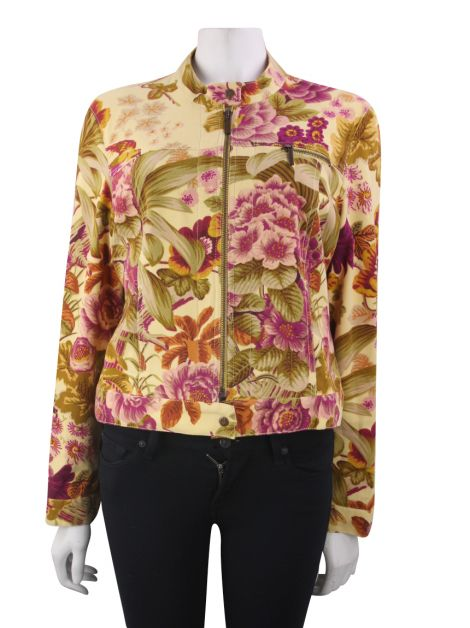 Jaqueta Kenzo Jeans Floral