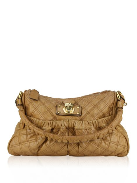 Bolsa Marc Jacobs Julianne Stam Caramelo