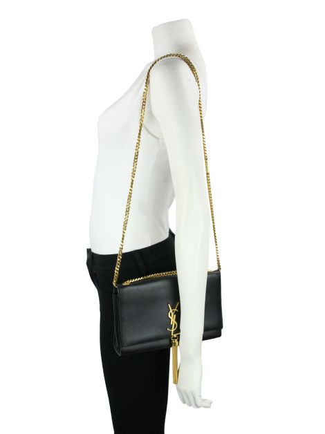 Bolsa Yves Saint Laurent Kate Preto