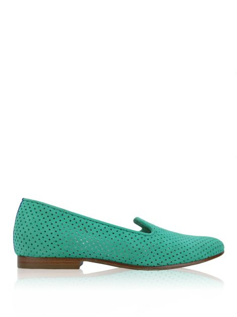 Loafer Blue Bird Camurça Verde