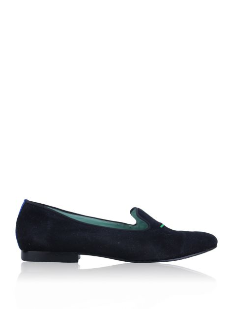 Loafer Blue Bird Drinks Preto